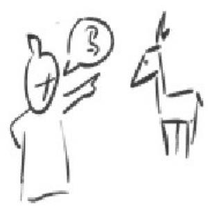 第24关-说那个动物是马?